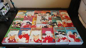 InuYasha complete manga plus extra