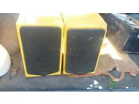 Quad 11L hifi speakers