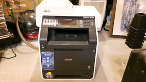 Brother colored Copier/Fax Machine Kingston Kingston Area image 1