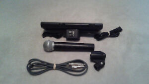 Shure T Series Diversity Wireless System with Handheld Microphon