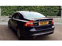 2016 Volvo S80 D4 (181) SE Lux Geartronic wit Automatic Diesel Saloon