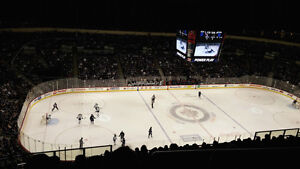 Jets minipacks of 11 games: pair of seats in sec 308