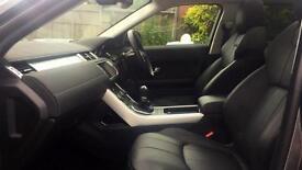 2017 Land Rover Range Rover Evoque 2.0 TD4 SE Tech 5dr Manual Diesel Hatchback
