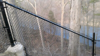 Chain link fence Repair or New Installation