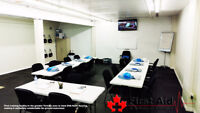 First aid and CPR training courses in Toronto and Brampton!
