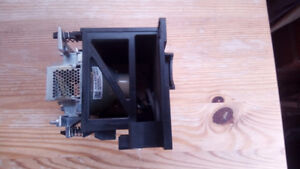 Benq W5000 bulb and projector for parts