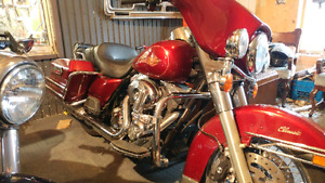 09' Harley Davidson Electra Glide Classic