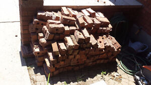 Red Bricks for Free