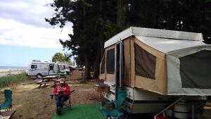 Beautiful Rockwood Tent Camper