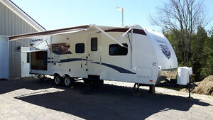 2011 Coachmen Chaparral 28RBS