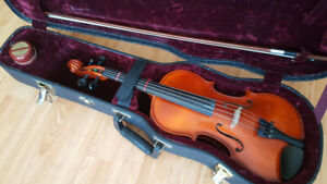 3/4 size Schoenbach violon excellent condition