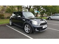 2008 (08) Mini Cooper S / 56K FSH / Pan Roof / Red Leather