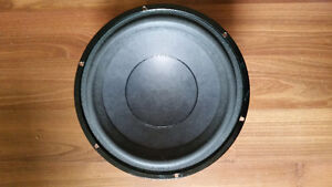 ONKYO raw home theatre subwoofer.