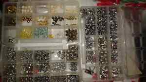 Beads  and supplies for the crafty ones out there.  Kingston Kingston Area image 1