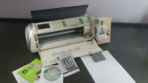 Cricut Expression CREX001 Die Cutting Machine
