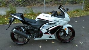 Special Edition Ninja 250 - Mint - Certified