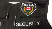 HIRING:  SECURITY GUARDS ; WATERLOO --> PALMERSTON
