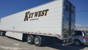 2011-2013 53' Reefer Trailers for Sale