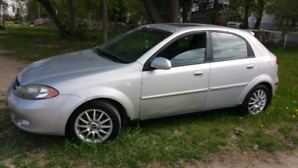 2005 Chevy optra 5 price drop for quick sale