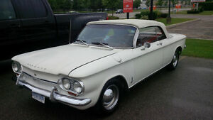 64 Corvair Convertible