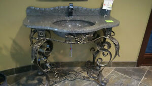 REDUCED PRICE!! French Inspired Vanity