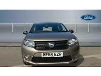 2014 Dacia Sandero 1.2 16V Ambiance 5dr Petrol Hatchback Hatchback Petrol Manual