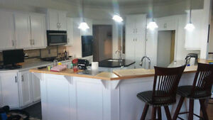 Kitchen cabinet refinishing , why replace when you can refinish St. John's Newfoundland image 6