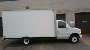 2007 Ford E-350 Cube Van Other
