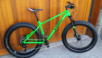 2014 New Mint Trek Farley 8 Fat bike.
