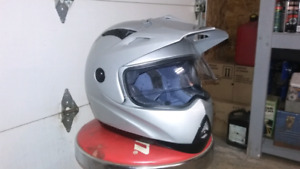 Medium Zeus motorcycle helmet