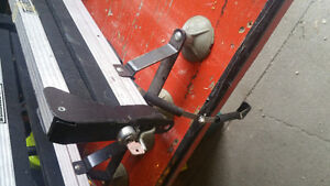 Suction Cup Ski Roof Rack