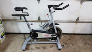 Star Trac Spinner Pro Indoor Cycle Spin Bike - Commercial Grade