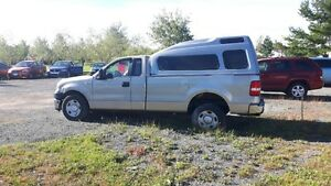 2007 FORD F 150 REG CAB NEEDS MOTOR