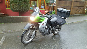2008 KLR 650 Killer Bike!! Good to go!!
