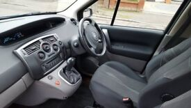Renault MEGANE SCENIC AUTOMATIC FOR QUICK SALE.