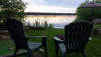 Camper/Dock/Boat/shed/more on a LAKE FRONT leased lot