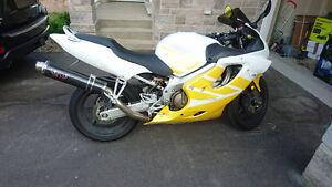 2006 Honda CBR600 F4i - 23,000km