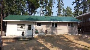 Tobin Lake Cabin For Rent - August 15-21  - 7 nights $945