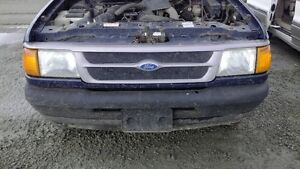 95 - 97 Ford Ranger Lund Grill Grille Insert or Cover