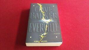 Clive Barker ( roman ) fantastique