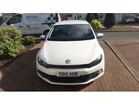 2010 VW SCIROCCO GT TDI LOW MILEAGE GREAT CONDITION