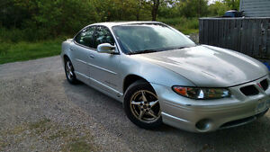 2002 Pontiac Grand Prix GT Sedan -  For Sale or Trade