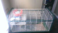Small animal/breeding cage