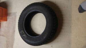 185/55/14 - Four Hankook Snow Tires, like new condition