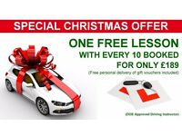 Driving Lessons (Christmas Special Offer)