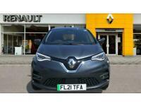 2021 Renault Zoe 100kW i GT Line R135 50kWh 5dr Auto Electric Hatchback Hatchbac