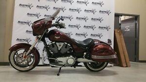 2012 Victory Motorcycles Vegas