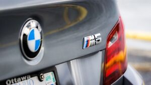 2013 BMW M5 Executive Package Cornwall Ontario image 3