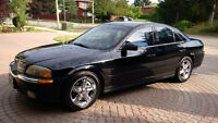 2002 Lincoln LS Premium Sports Package Sedan