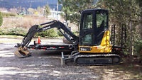 Experienced Excavator for All Types of Machine Work